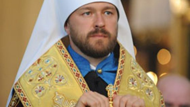 Russian Orthodox Metropolitan Hopes that Pope Francis Will Not Support Greek Catholics - фото 1