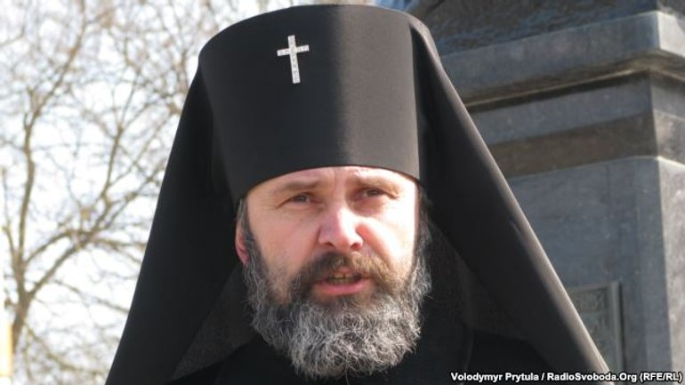 Archbishop Klyment: In Crimea, FSB Exerts Pressure on Priests - фото 1