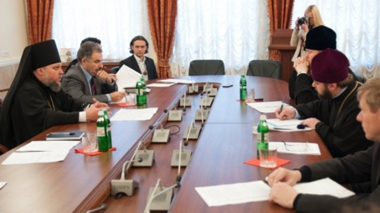 Ministry of Culture establishes working group to settle interchurch conflicts - фото 1