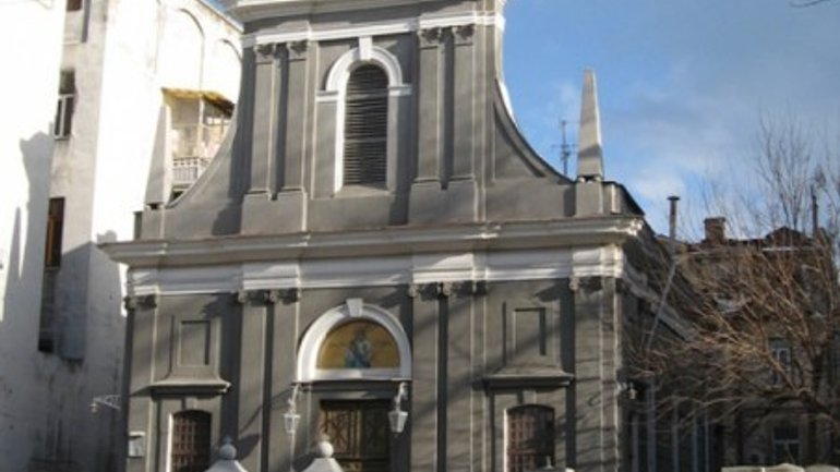 Odessa Catholics returned church on Havanna street: they are not to pay taxes - фото 1
