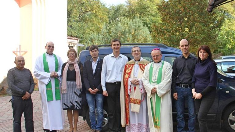 Pope closely follows the 'Pope for Ukraine' initiative, - says Apostolic Nuncio - фото 1