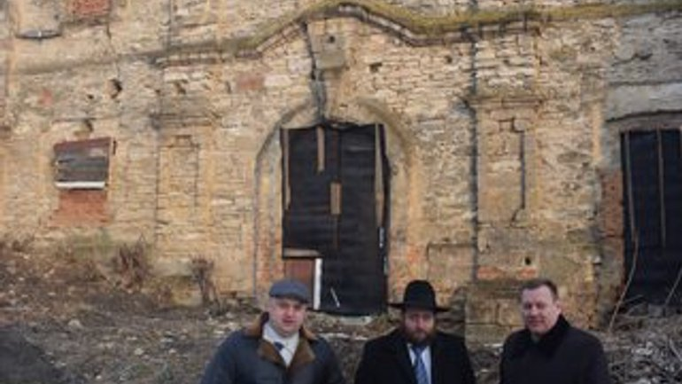A synagogue to be restored in Vinnytsia region for Hasidim pilgrimage - фото 1