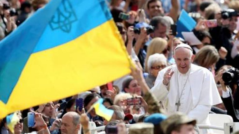 Pope Francis greets Ukraine on Independence Day - фото 1
