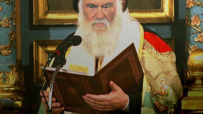 Synod of Greek Church opposes Pan-Orthodox discussion of Ukraine's autocephaly - фото 1