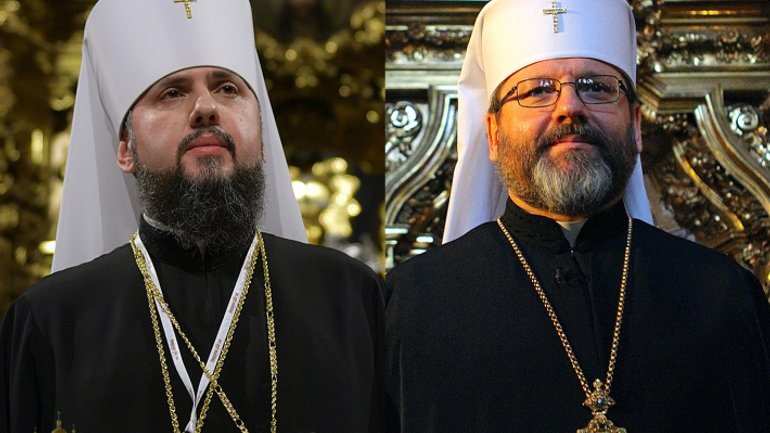Patriarch Sviatoslav: Unification of UGCC and OCU is quite feasible - фото 1