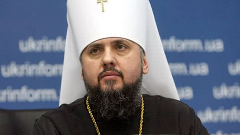 First session of OCU Synod to be held after his enthronement, Metropolitan Epifaniy says - фото 1