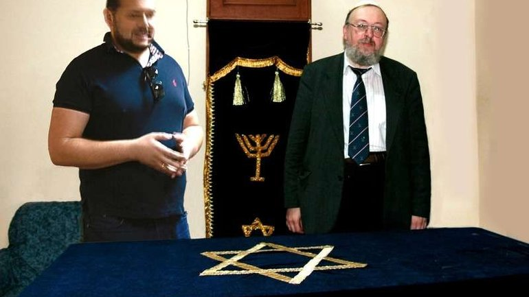 Traditional Orthodox Jewish synagogue opens in Chernivtsi - фото 1