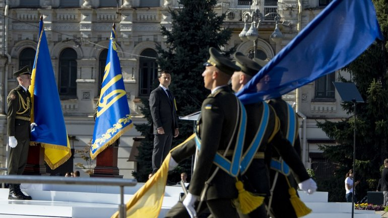 President initiated the marking of the Day of Remembrance of the Defenders of Ukraine fallen in the struggle for independence, sovereignty and territorial integrity of Ukraine on August 29 - фото 1