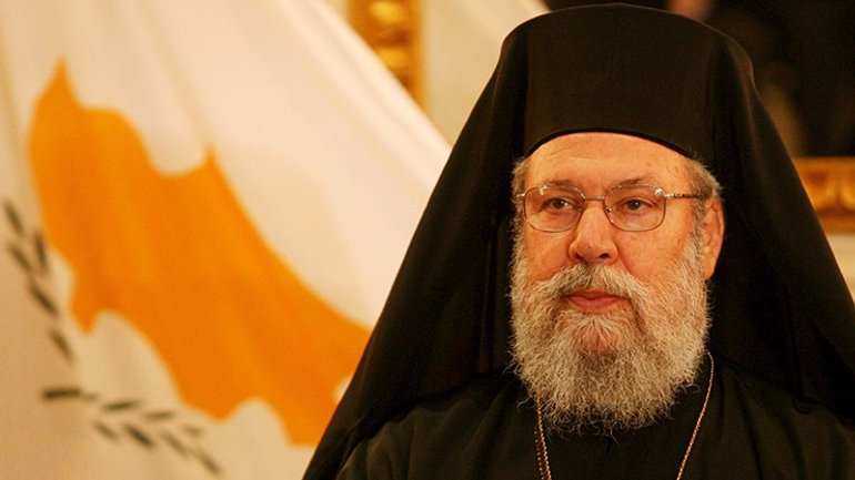 Archbishop of Cyprus: I told Patriarch of Moscow he would never be first among Orthodox primates - фото 1
