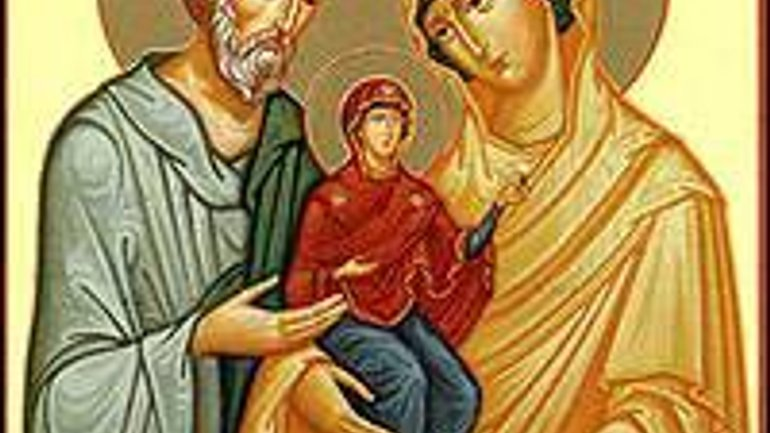 Orthodox and greek catholics celebrate feast of the Conception of the mother of God - фото 1