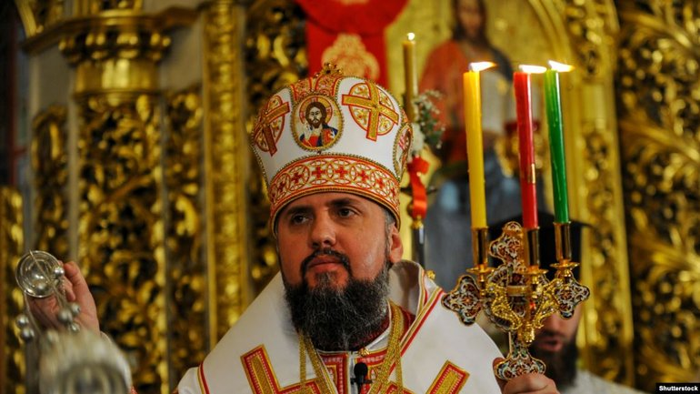 Metropolitan Epifaniy compares oppression of the Ukrainian Church in Crimea to Stalin's times - фото 1