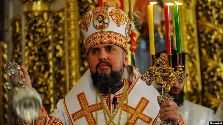 OCU wants the oppression of the Ukrainian Church in Crimea brought up in Minsk - фото 1