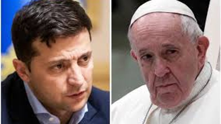 During an official visit to Vatican City State, the President of Ukraine will meet with Pope Francis - фото 1
