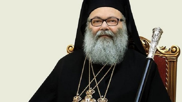 Patriarch of Antioch refuses to attend the Amman Meeting - фото 1