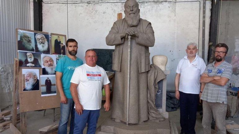 Пам'ятника Патріарха Любомира Гузара незабром встановлять у Вінниці - фото 1