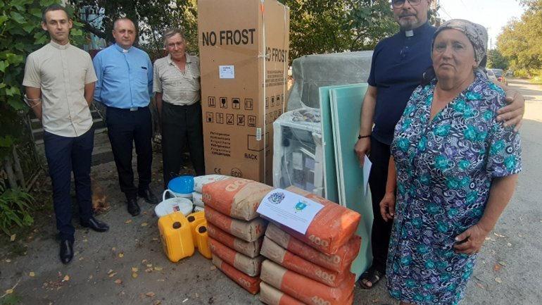 U.S. Ukrainian Catholics Financially Assist Western Ukraine in Flood Relief; Special Relationship with Homeland Continues as Fund-raising Tops $136,875 - фото 1