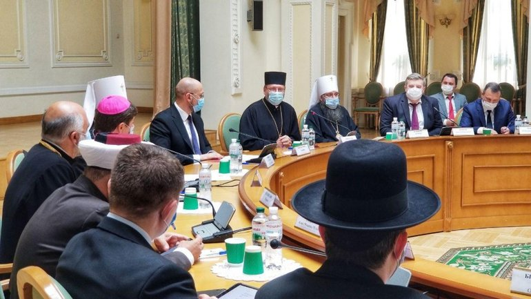 All-Ukrainian Council of Churches to cooperate with the government in the awareness-raising campaign on COVID-19 - фото 1