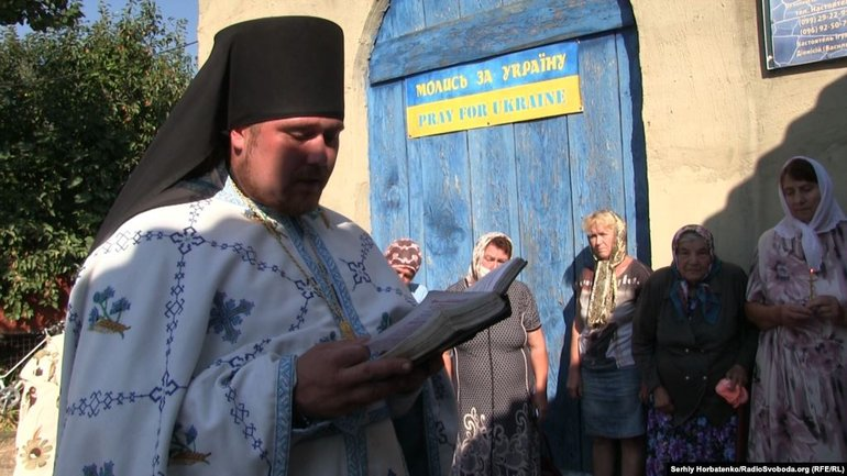 The priest who was tortured in 2014, develops the Ukrainian Church in Donbas - фото 1