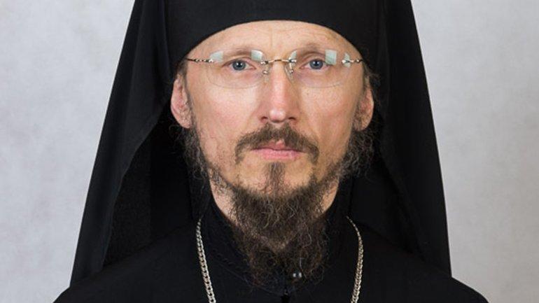 Новопризначений Екзарх Білорусі, єпископ Борисовський Веніамін (Тупеко) - фото 1
