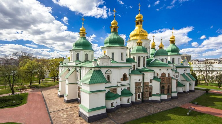 The walls of St. Sophia Cathedral to be drained using Swiss technology - фото 1