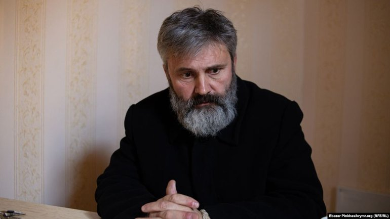 """I won't demolish the church,"" - Metropolitan Klyment comments on the demand of Russian bailiffs - фото 1"