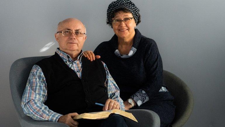 Петро і Тетяна Сердиченки - фото 1