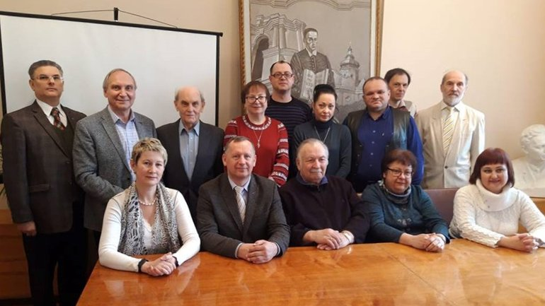 the scientists of the Department of Studies of Religions at the GS Skovoroda Institute of Philosophy of the National Academy of Sciences of Ukraine - фото 1