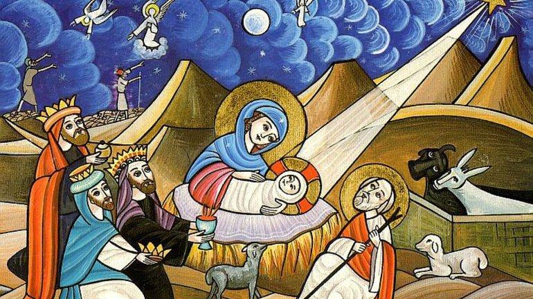 Літургійні святкування Різдва Христового - фото 1