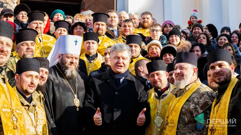 Twelve hierarchs of the UOC-MP signed up for the independence of the Ukrainian Church. The document is still stored on the Phanar - фото 1
