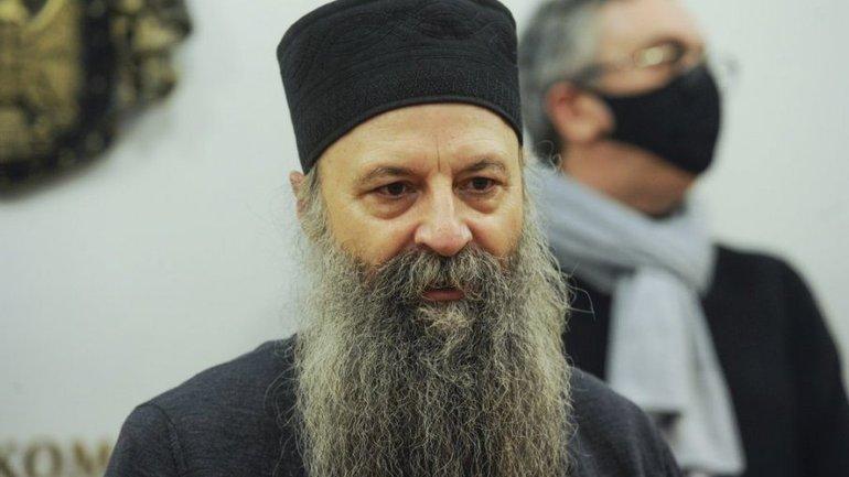 Новим Патріархом Сербським став владика Порфирій Перич - фото 1