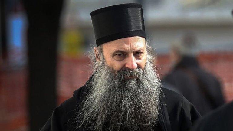 Патріарх Порфирій - фото 1