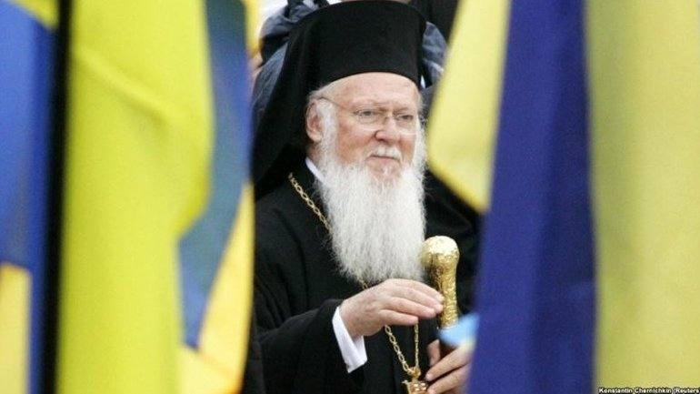 Primate of the OCU congratulates Ecumenical Patriarch on his birthday - фото 1