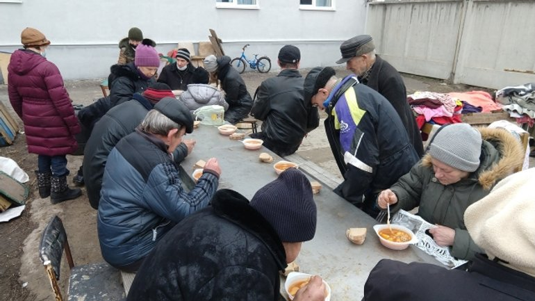 Imams-chaplains brought clothes collected by Lviv residents to the homeless of Severodonetsk - фото 1