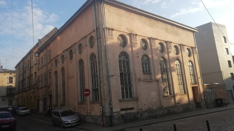 Yakub Glanzer Shul Synagogue, which survived in the Holocaust, is being restored in Lviv - фото 1