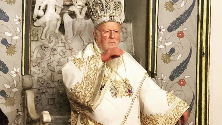 Патріарх Варфоломій - фото 1