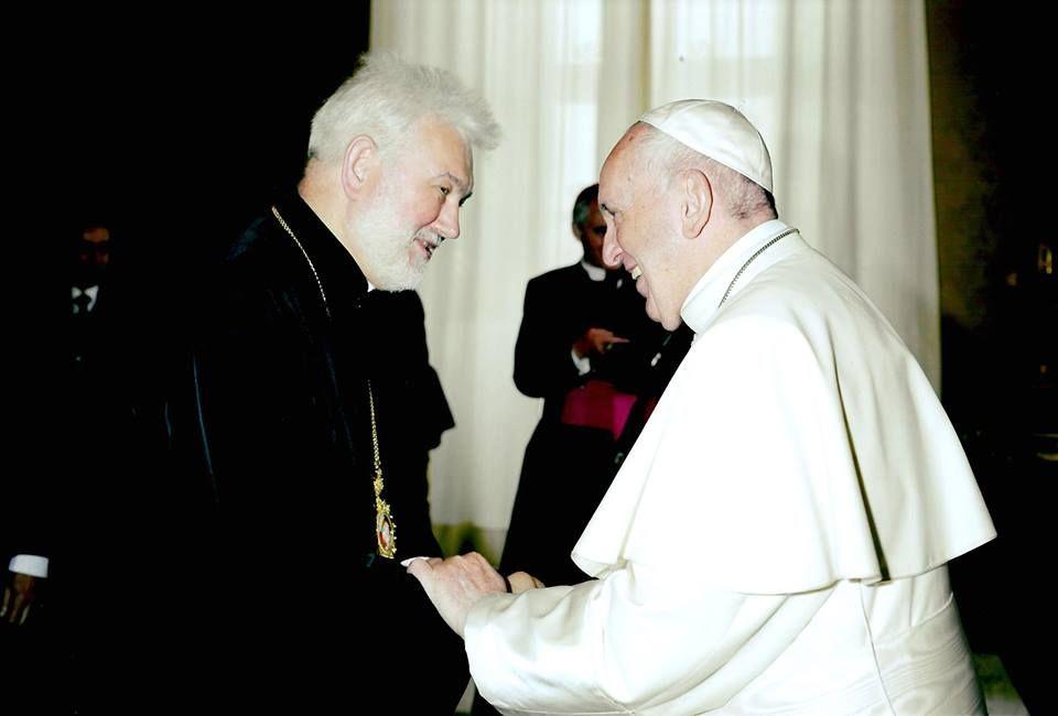 З Папою Франциском