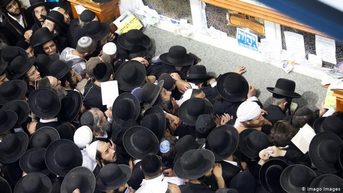 Israel calls on Kyiv to disallow this years' Hasidic pilgrimage to Uman - фото 56507