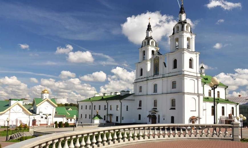 Cathedral of the Belarusian Orthodox Church of Descent of the Holy Spirit - фото 57118