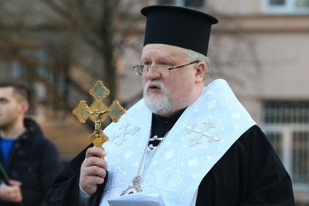 У Мукачівській єпархії ПЦУ заявили про захоплення їх храму священиком та прихильниками УПЦ МП - фото 57356