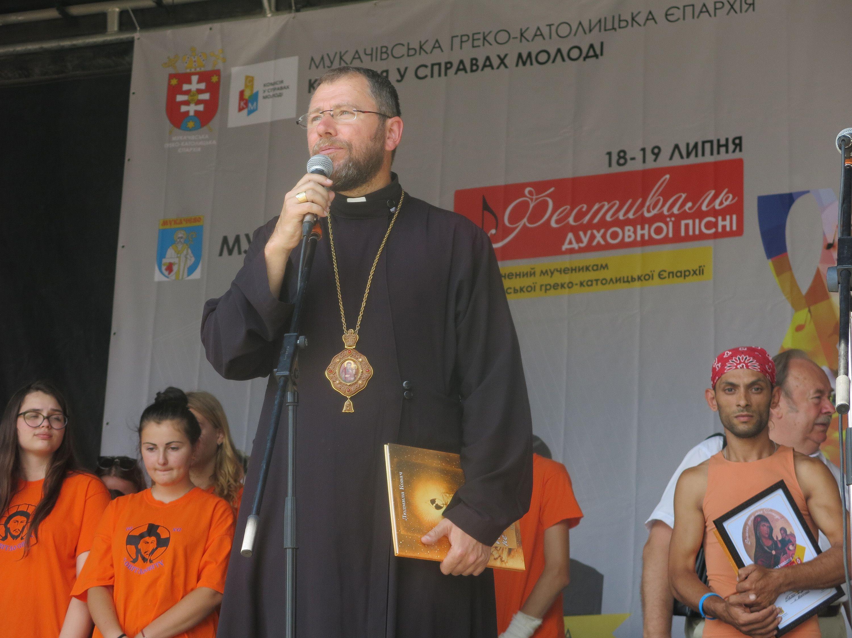 Нагородження учасників фестивалю духовної пісні - фото 57980