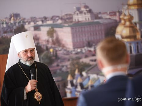 Metropolitan Klyment of the OCU tells about the beating of the now comatose Volodymyr Balukh - фото 58303