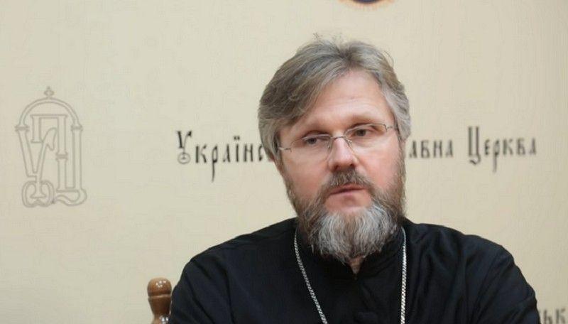 Протоієрей УПЦ МП Миколай Данилевич - фото 58437