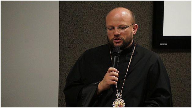 """Владика Степан Сус, єпископ УГКЦ. Духовний майданчик """"10 заповідей сучасного Мойсея"""""""