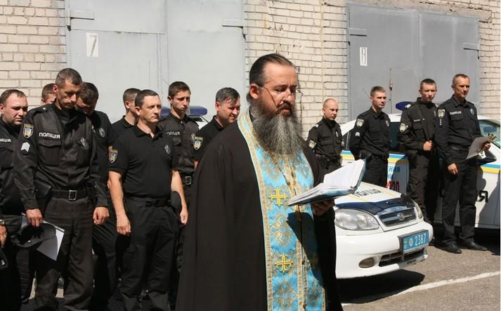 Police making enquiries about the priest from Sloviansk, who blessed Girkin - фото 61030
