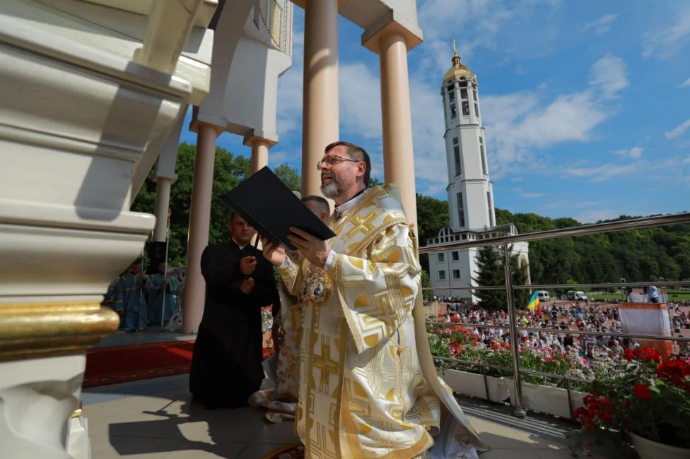 Говорить Жадан: Блаженніший Святослав про нову людину, революцію надії та Facebook - фото 61266