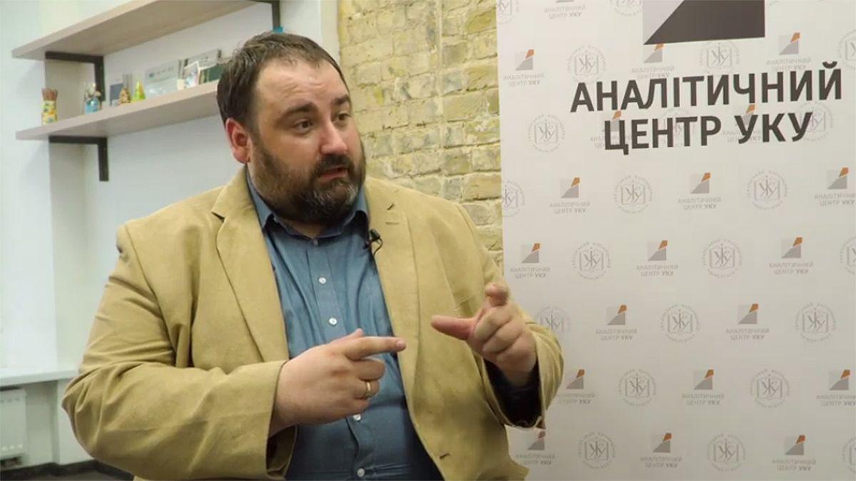 Євген Глібовицький в Київському офісі УКУ - фото 62249