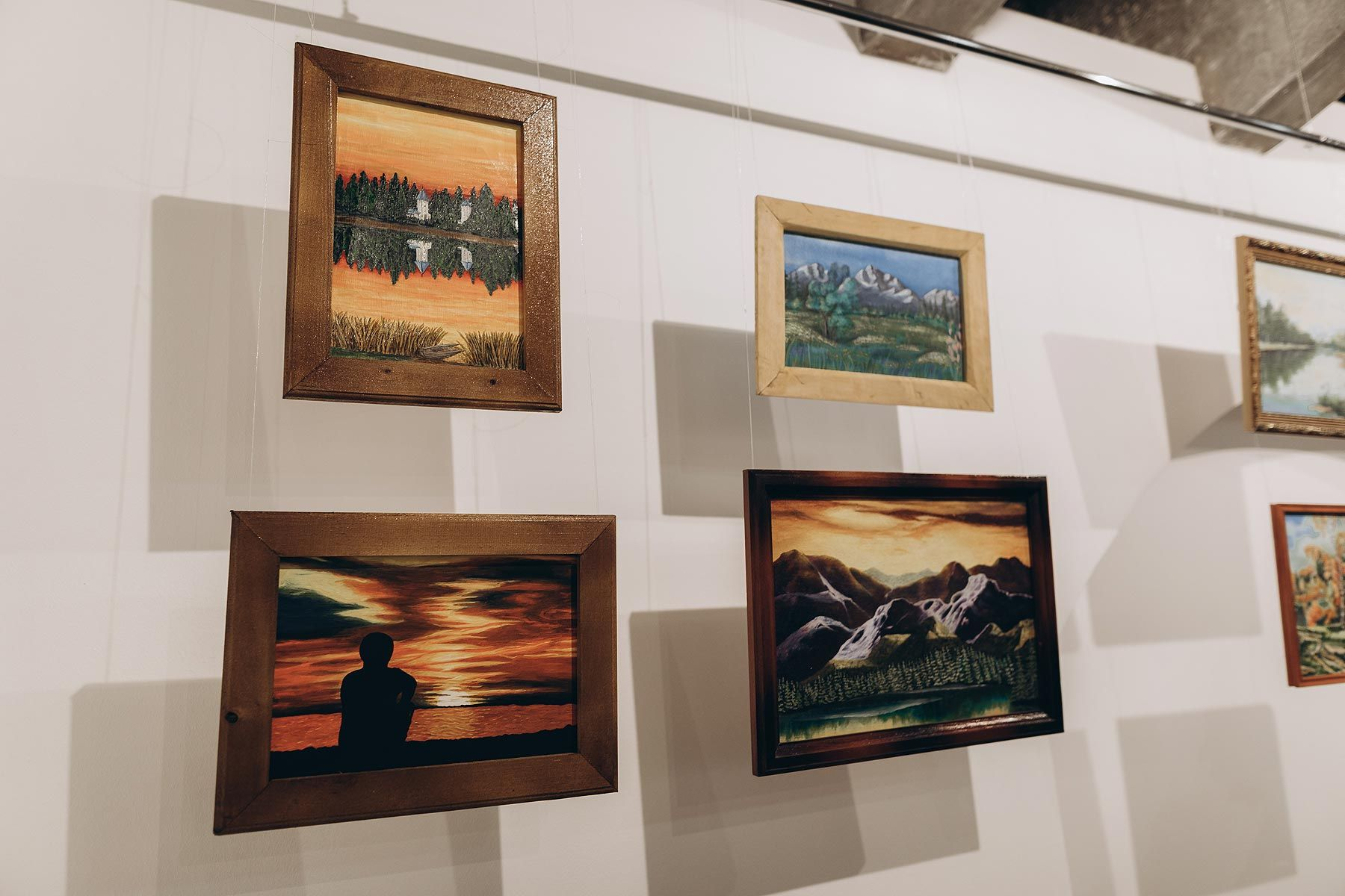 An exhibition of works of art created by prisoners has opened in Kyiv - фото 62790