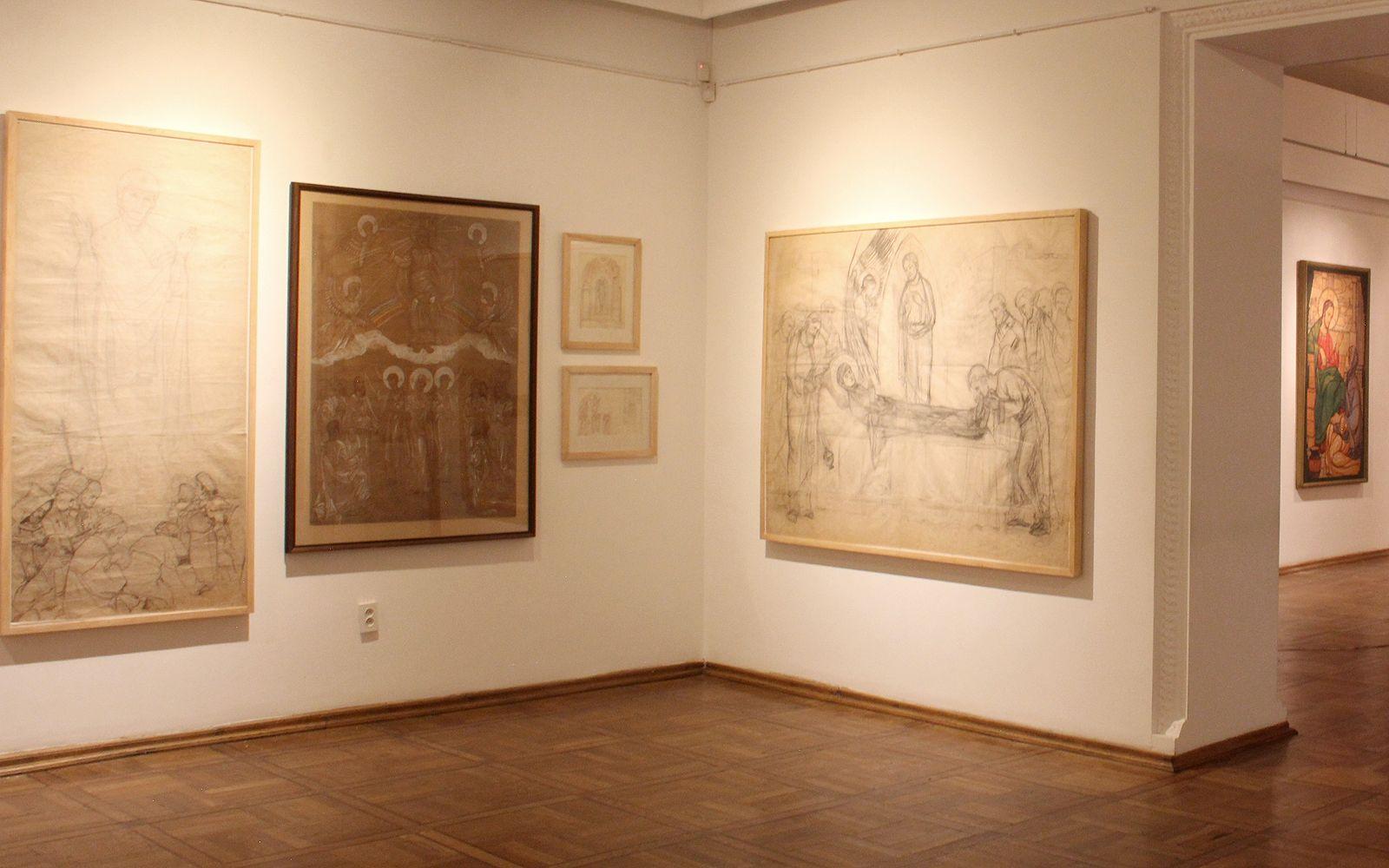 Національний музей у Львові запрошує на унікальну виставку спадщини Модеста Сосенка - фото 63617