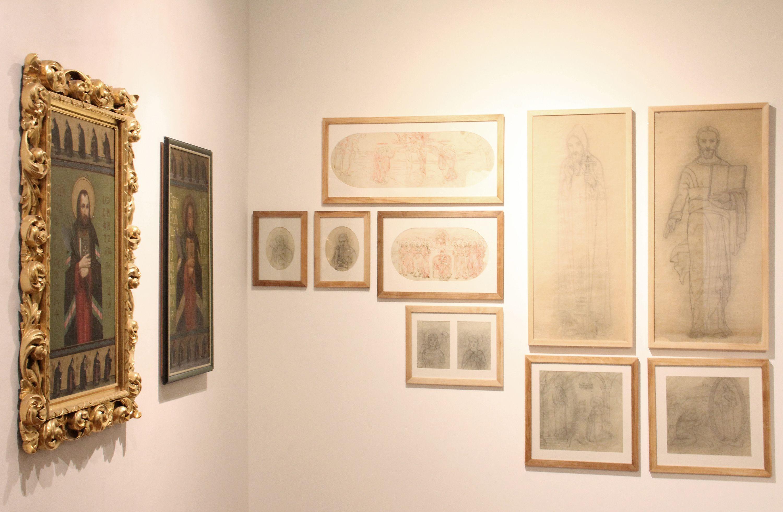 Національний музей у Львові запрошує на унікальну виставку спадщини Модеста Сосенка - фото 63618
