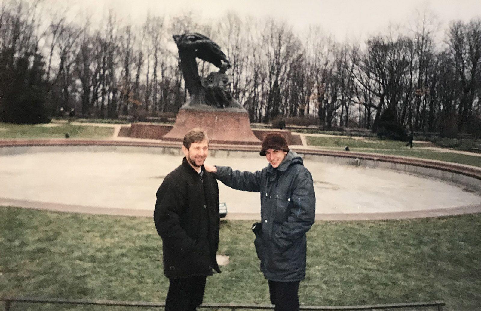 Варшава, січень-лютий 2001 р. - фото 64165